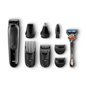 Braun 8-in-1 Rechargeable Electric Grooming Kit